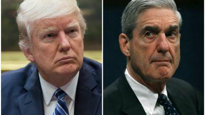 """Trump califica de """"falsas"""" informaciones sobre obstrucción de justicia"""