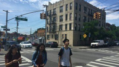 """Un """"hogar, dulce hogar"""" en Nueva York, cada vez más lejos para los inmigrantes"""
