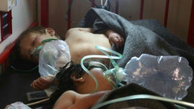 EEUU sospecha que Asad puede estar preparando un ataque químico