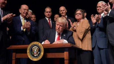 Gráfica de relaciones: La línea dura de Trump con Cuba le reporta una victoria en la Pequeña Habana