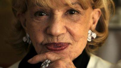 La legendaria actriz francesa Jeanne Moreau muere a los 89 años