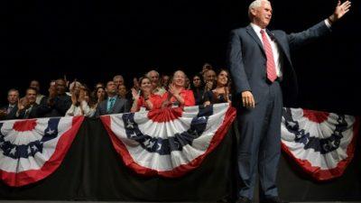 Mike Pence, ¿próximo presidente de Estados Unidos?