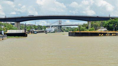 RD : ríos Ozama e Isabela quedan libres de desguace con retiro de última embarcación
