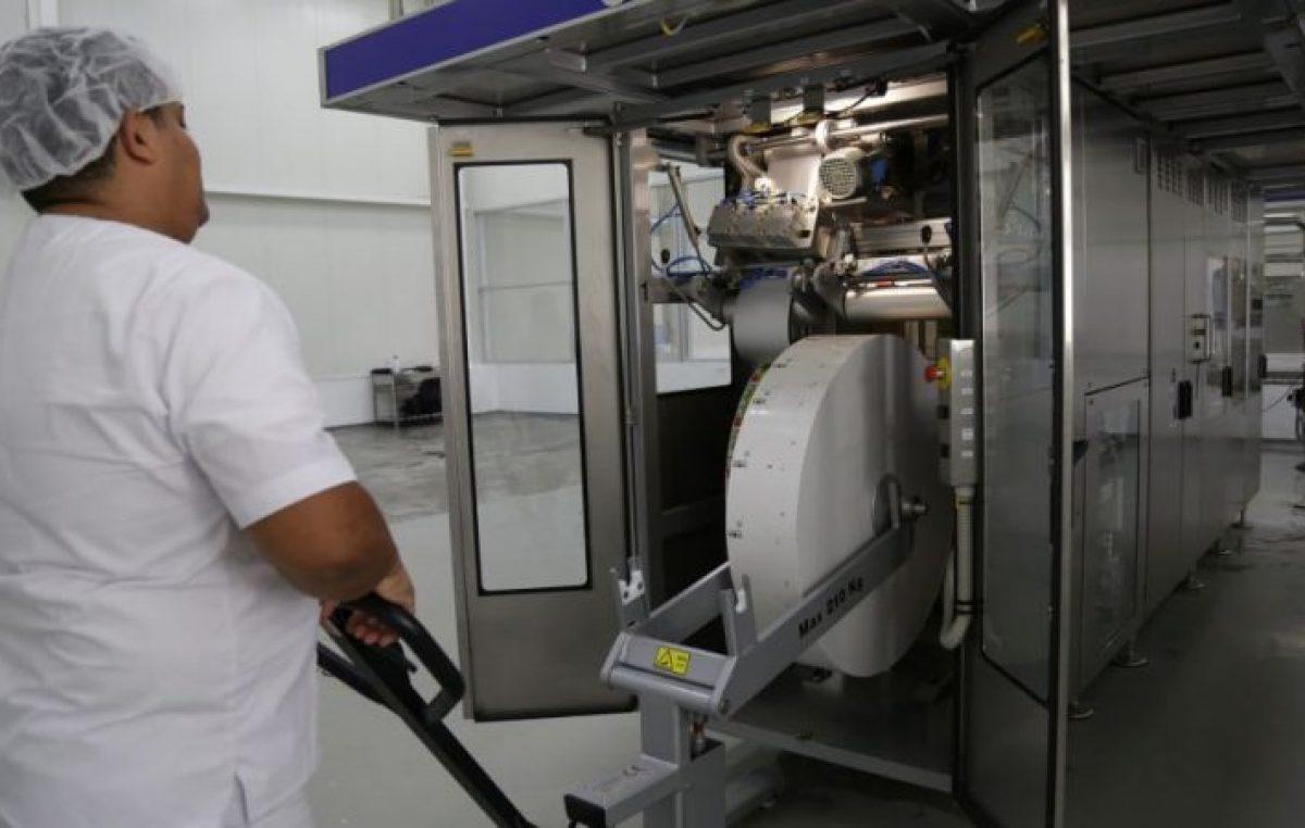 Danilo deja inaugurada nueva línea procesadora de leche ultrapasteurizada de AGAMPTA
