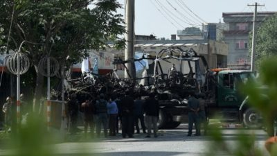 Un coche bomba deja al menos 26 muertos en el barrio chií de Kabul