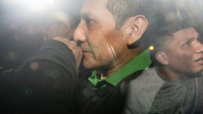 Un juez dicta 18 meses de prisión preventiva a expresidente Humala y su esposa