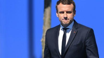 WikiLeaks publica 71.000 correos de la campaña de Emmanuel Macron
