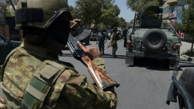 El grupo EI reivindica un ataque contra la Embajada de Irak en Kabul