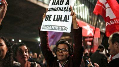 Lula, tendencia nº1 mundial en Twitter tras su condena