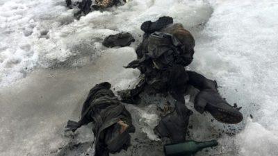 Hallada una pareja momificada en un glaciar suizo 75 años después su desaparición
