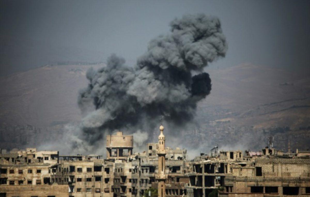 Al menos 28 combatientes del régimen sirio mueren en una emboscada rebelde