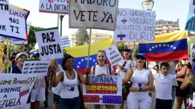 La UE se une a comunidad internacional para condenar Constituyente en Venezuela