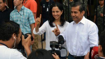Los abogados presentan una apelación para sacar de prisión a Humala y su esposa