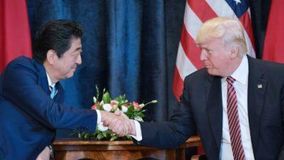 EEUU y Japón, unidos para presionar a Corea del Norte