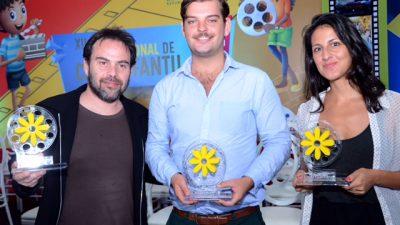 RD: Concluye Festival de Cine Infantil con premios a mejores películas y cortometrajes