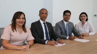 SEC y ECORED firman convenio para promover desarrollo sostenible de RD