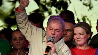 Ultima Hora: Lula es condenado a 9 años y medio de cárcel por corrupción