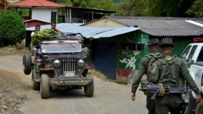 Arrestan a una jefa del ELN en Colombia