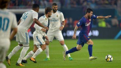 El Barcelona gana 3-2 al Real Madrid en un amistoso en EEUU