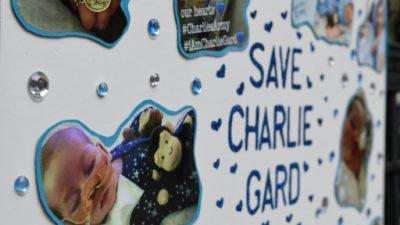 La batalla legal sobre un bebé enfermo abre un debate ético en Gran Bretaña