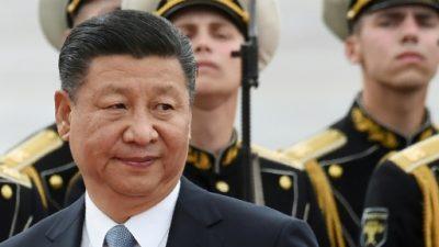 """Xi Jinping reprocha a Trump """"factores negativos"""" en las relaciones entre China y EEUU"""
