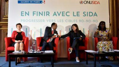 Conferencia sobre el sida en París con preocupación por los recortes de Trump