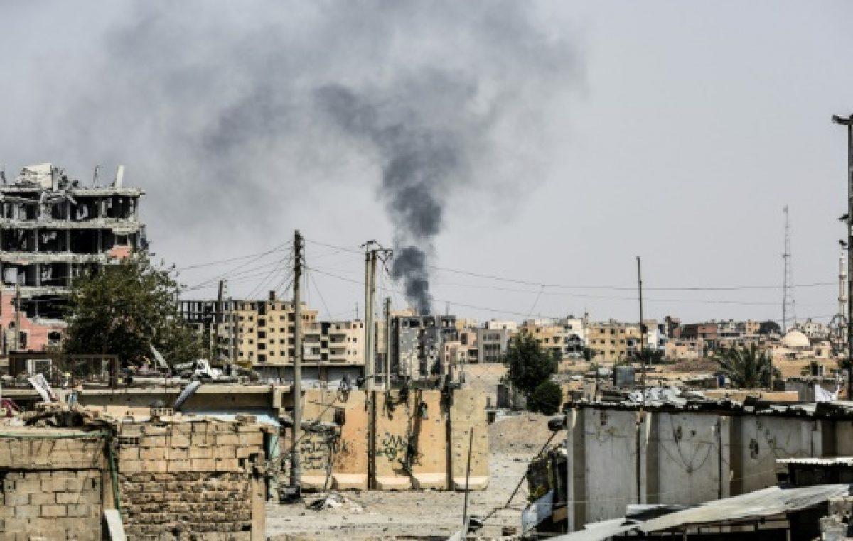 Quince muertos en combates entre fuerzas kurdas y rebeldes en Siria