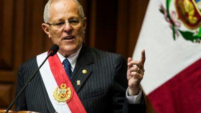 Perú convoca una reunión de cancilleres latinoamericanos por la crisis en Venezuela