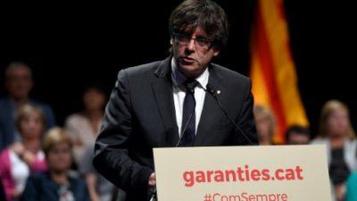 Se perfila un verano político caliente en Cataluña