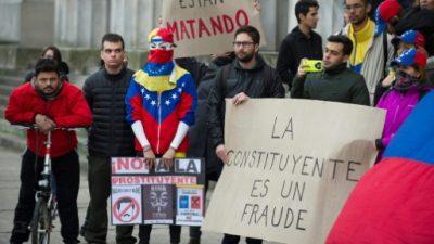 Nueve países negarán el reconocimiento a la Constituyente en Venezuela