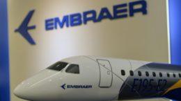 Embraer revierte pérdidas y lucra USD 59,1 millones en 2T de 2017