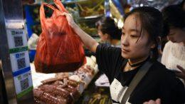 China se olvida cada vez más del dinero en efectivo