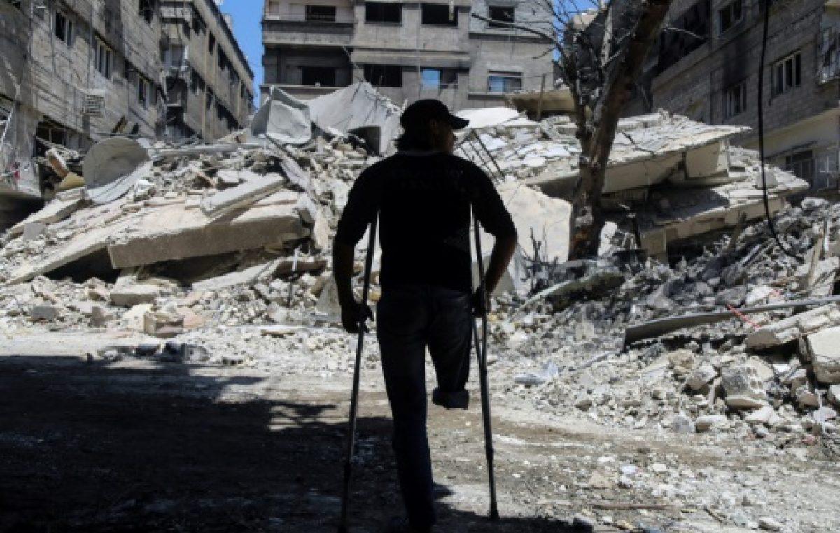 La guerra en Siria ha causado más de 330.000 muertos desde 2011