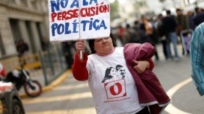 El expresidente Humala confía en que la apelación suspenda su prisión preventiva
