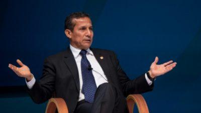 Francia niega que el expresidente de Perú Humala haya pedido asilo