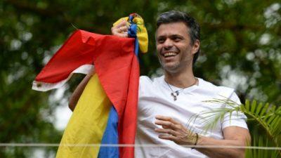 Leopoldo López pide al mundo desconocer Constituyente de Maduro en Venezuela