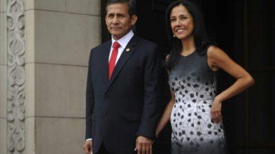 El juez pospone su fallo sobre el pedido de prisión para Humala