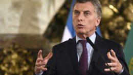 Macri admite crecimiento dispar en sectores y regiones de Argentina