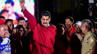 Más de 8 millones de votantes (41,53%) en la Constituyente de Venezuela. Maduro celebra resultados