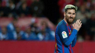 Messi catapulta al Barça en la Liga a base de goles