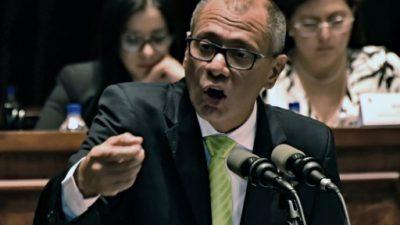 El Congreso ecuatoriano archiva el juicio político contra el vicepresidente por Odebrecht