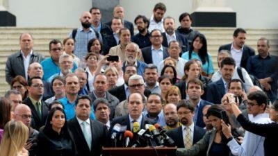La oposición venezolana: ¿Golpeada pero no noqueada?