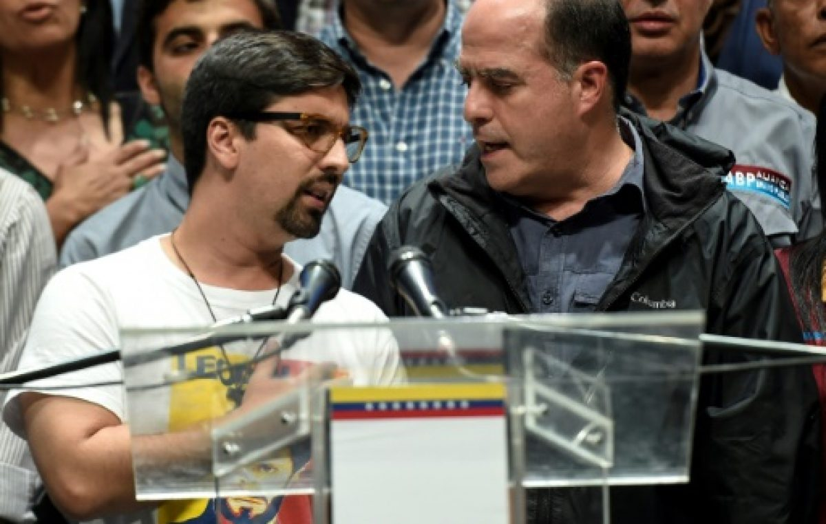 """¿Logrará la """"hora cero"""" de la oposición detener la Constituyente de Maduro?"""
