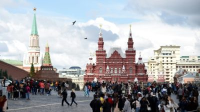 Detienen en Rusia a miembros del Estado Islámico que preparaban atentados en Moscú
