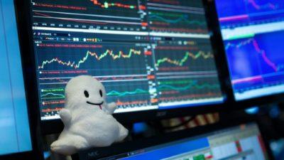 Snap cae en Wall Street tras desfavorable nota de Morgan Stanley