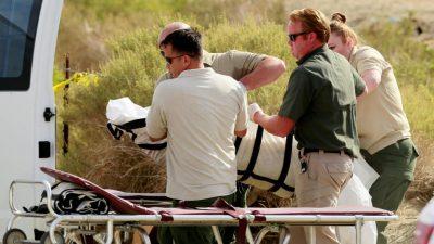 Identifican a siete mexicanos entre los muertos en un camión en Texas