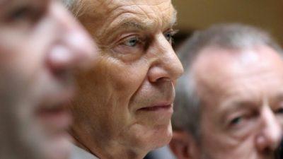 """La UE está """"dispuesta"""" a endurecer las reglas sobre inmigración para conservar a Londres, según Blair"""