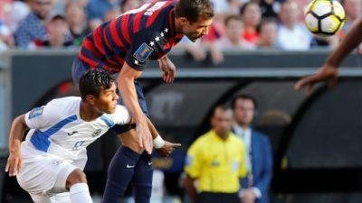 EEUU derrota a Nicaragua 3-0 y avanza a cuartos de final de Copa Oro