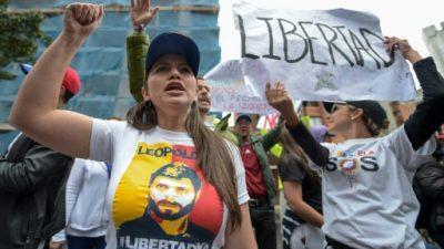 Venezolanos en el exterior repudian la Constituyente de Maduro