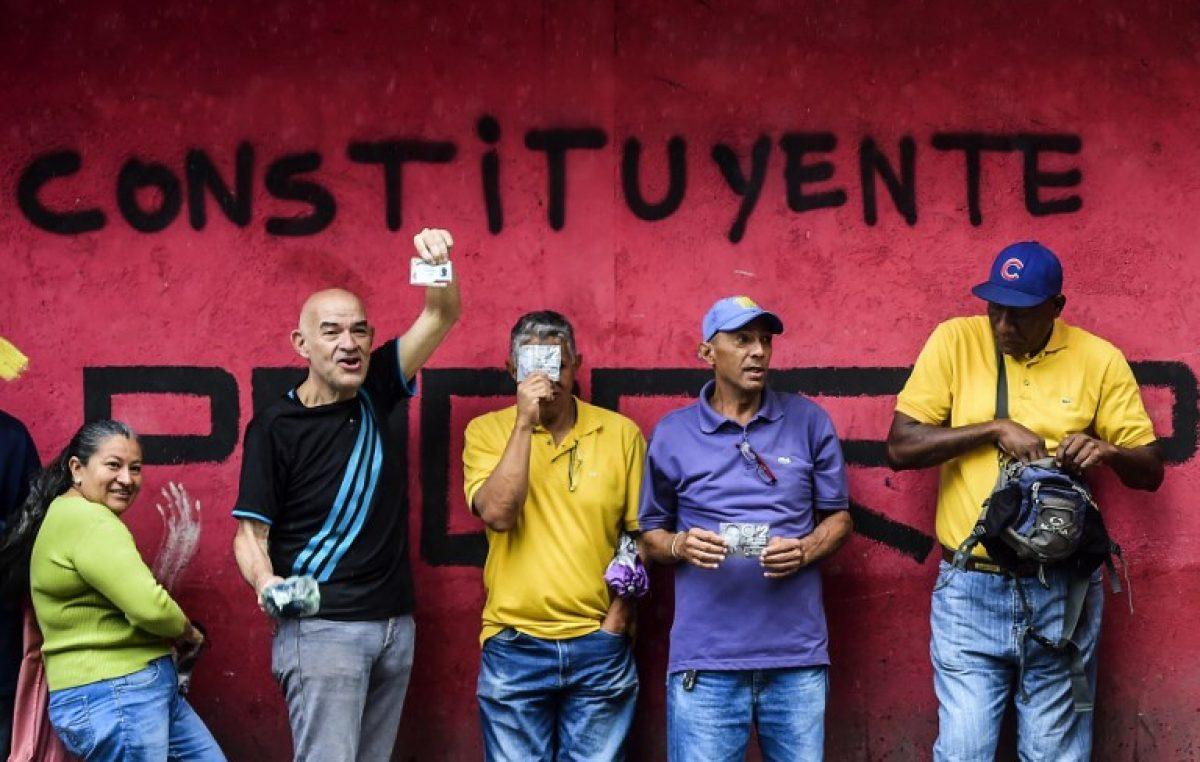 Constituyente adelanta de diciembre a octubre elecciones regionales en Venezuela
